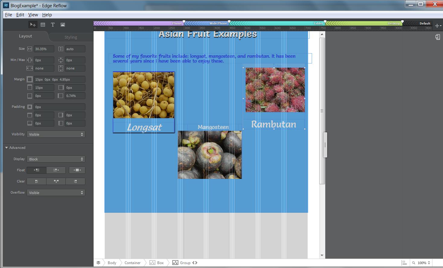 Adobe edge reflow first look mark dubois weblog edge reflow interface maxwellsz