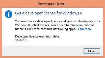 Windows 8 apps with HTML, CSS, and JS – Mark DuBois Weblog