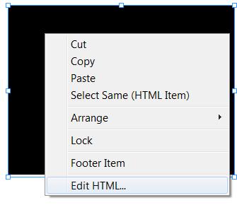 Editing YouTube HTML