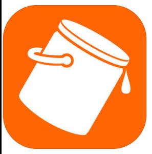 iOS PaintCan app